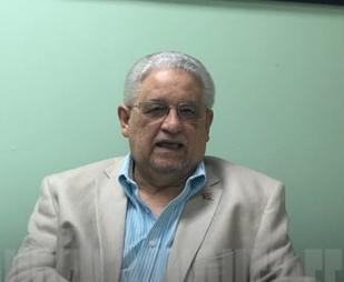 Héctor Rubén Sánchez comenta sobre la conferencia de  Investigación Multidisciplinaria en elCaribe